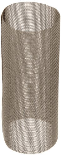 Asahi America Sediment Strainer Replacement Mesh Screen, Stainless Steel 316, For 1