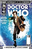 DOCTOR WHO SUPREMACY OF THE CYBERMEN #4 (OF 5) CVR A VITTI TITAN COMICS