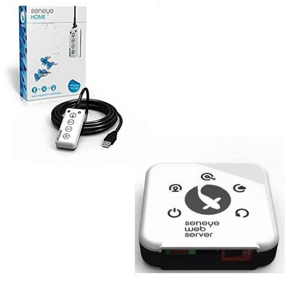 Seneye Home Aquarium Monitor w/SWS WiFi (Extend Range up to 25 Meters and More) by Seneye