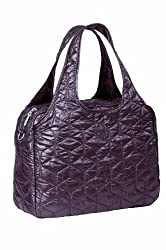 Lassig Glam Global Diaper Bag, Choco (Discontinued by Manufacturer)