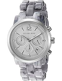 Michael Kors Women's Audrina MK6310 - Silver/Gray