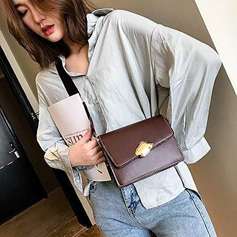 BAOBAOTIAN Fashion Retro Shoulder Messenger Bag Female Bag Diagonal Small Square Bag New