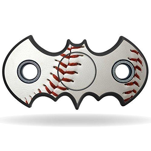 White Batman Fidget Spinner Legitfidget
