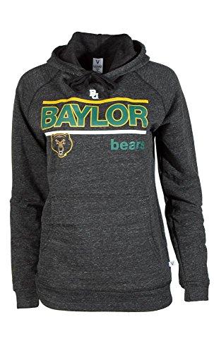 Official NCAA Baylor University Bears Judge Joy Buttersoft Adult Hoodie - Unisex, Triblend, Women's