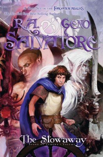 The Stowaway: Stone of Tymora, Book I