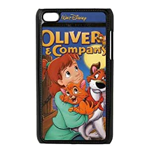iPod Touch 4 Case Black Oliver and Company 002 YWU9342522KSL