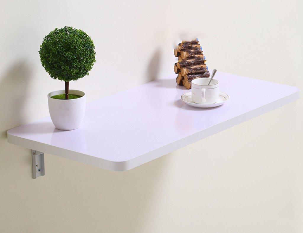 壁掛けラップトップデスク折りたたみライティングデスク壁掛けテーブルクラップボードシェルフカラーサイズオプション ( 色 : C , サイズ さいず : 100*40cm ) B07B3G8LR4 100*40cm|C C 100*40cm
