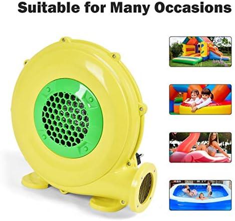 580 Watt Air Pump Fan Inflatable Bounce House Blower