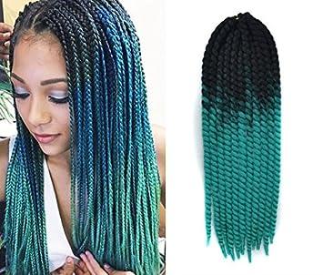 Amazon 24 inch crochet braid hair extensions havana mambo 24 inch crochet braid hair extensions havana mambo twist 12 strands pack 120g pmusecretfo Images