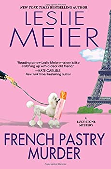 French Pastry Murder 0758277040 Book Cover