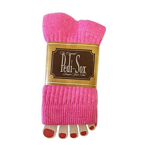 PEDI SOX Luxury Pink 1 pair