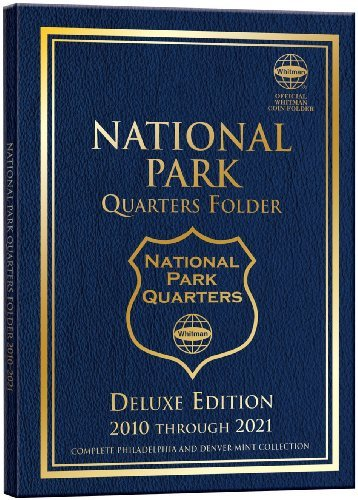 - Whitman Nat Park Blue Folder P&d 120 Hole