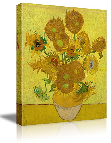 The Sunflowers by Vincent Van Gogh - Oil Painting Reproduction