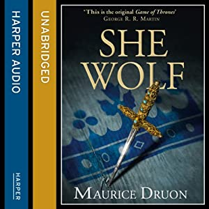 The She-Wolf Hörbuch