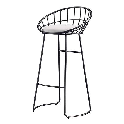 Amazon.com: Taburete de bar para planchar, silla alta para ...