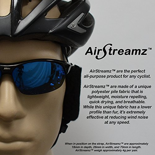 Cat-Ears AirStreamz Cycling Wind Noise Reducer by Cat-Ears (Image #1)