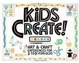 Kids Create!, Laurie M. Carlson, 0913589519