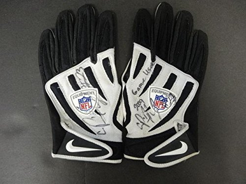 269da6a7864 Houston Texans memorabilia. Pierre Thomas Signed Game Used Official NFL  Nike Gloves Auto AB70087 88 - PSA DNA Certified - NFL Game Used Gloves
