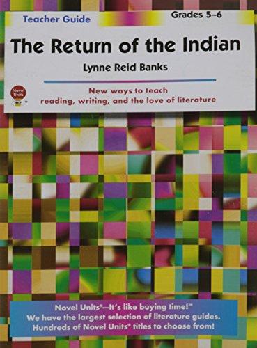 Return of the Indian (Teacher Guide) Book Return Unit