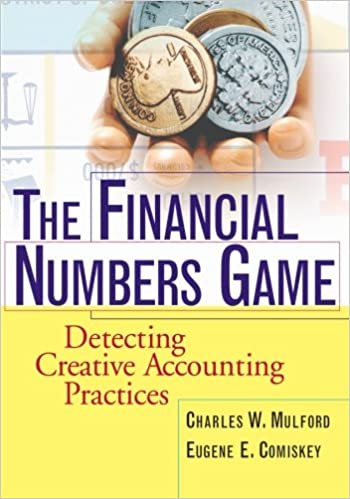 The financial numbers game detecting creative accounting the financial numbers game detecting creative accounting practices 1st edition fandeluxe Images