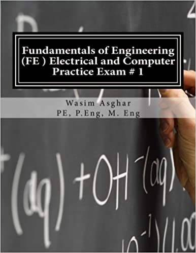 Fundamentals of engineering fe electrical and computer practice fundamentals of engineering fe electrical and computer practice exam 1 full length practice exam containing 110 solved problems based on ncees fe fandeluxe Gallery