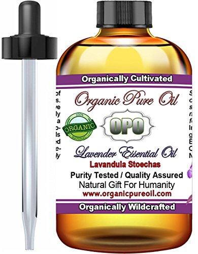 Lavender Essential Oil OrganicTherapeutic oil