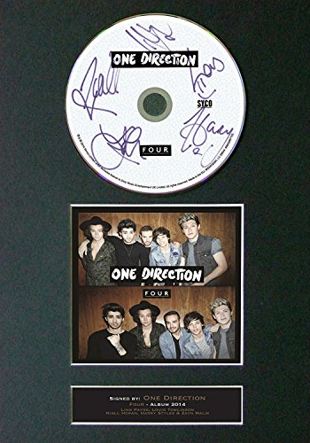 one direction album signed - 1