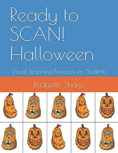 Ready to SCAN! Halloween: Visual Scanning Exercises for Students