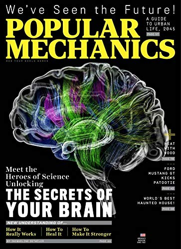 Magazines : Popular Mechanics
