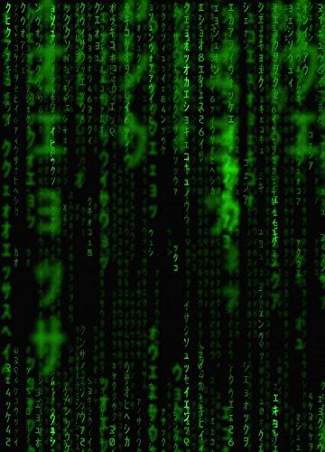Amazon com: The Matrix Poster Photo Wallpaper - Code