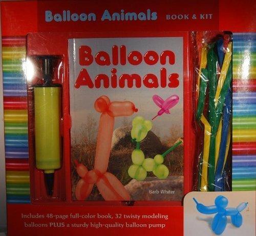 Balloon Animals Book - Balloon Animals Book & Kit