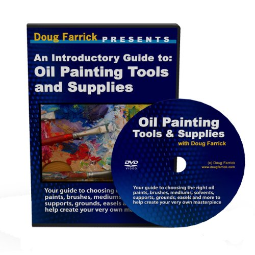 An Introductory Guide to Oil Painting Tools and Supplies ()