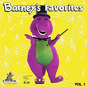 Barney's Favorites Vol. 1