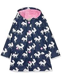 Hatley Kids Colour Changing Splash Jacket - Unicorns