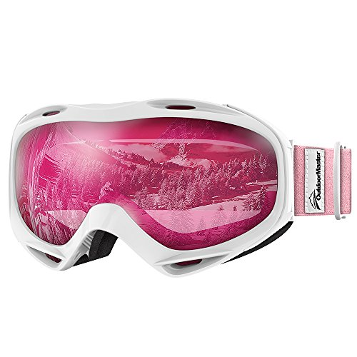 Winter Olympic Costume Ideas - OutdoorMaster OTG Ski Goggles - Over