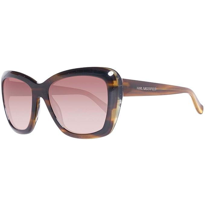 Karl Lagerfeld Gafas de Sol Kl832S (54 mm) Verde: Amazon.es ...