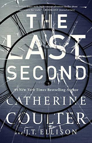 The Last Second (A Brit in the FBI Book 6)