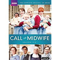 Call the Midwife. Season 6 DVD. The Complete 6th Season on DVD.