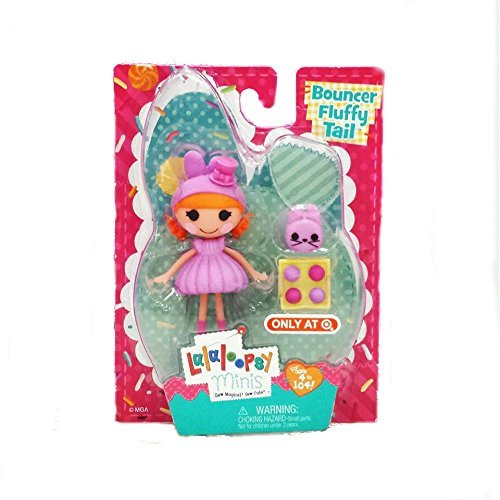 Mini Lalaloopsy Exclusive Bouncer Fluffy Tail