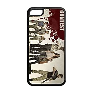 CSKFUCreative Age Case, The Walking Dead Hard Plastic Back Cover Case for iphone 6 5.5 plus iphone 6 5.5 plus