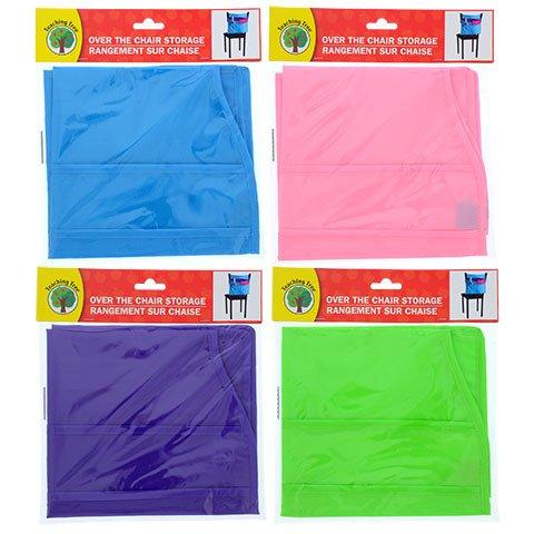 Teaching Tree Over-the-Chair Storage Covers, Set of 4]()