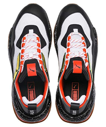 Mandarine White Electric Thunder Puma Red Sneakers 367996 Black ZfqSPYaP