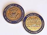 US 44th President Barak Obama, White House Challenge Coin