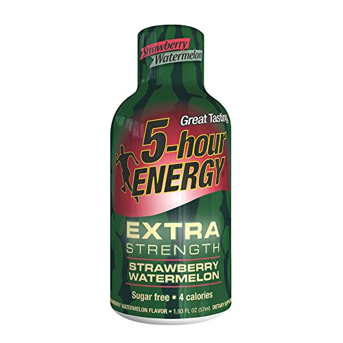Energy Strawberry - 5