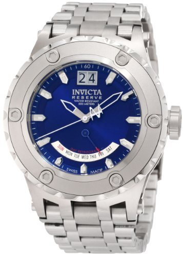 invicta-mens-1583-reserve-retrograde-blue-dial-stainless-steel-watch