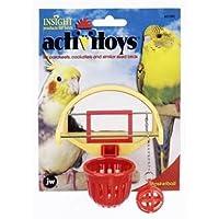 JW Activitoy Birdie Basketball