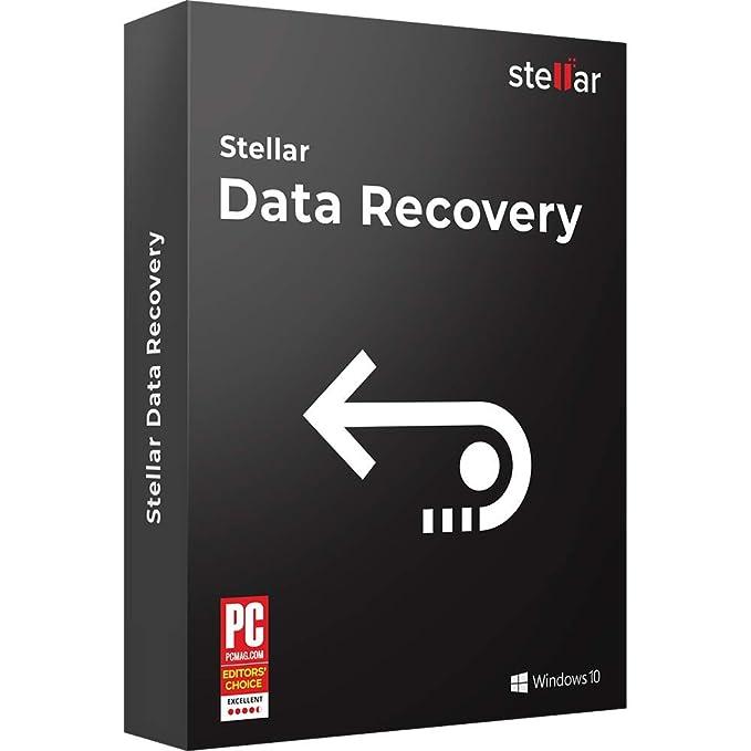b1e02f2bcb817 Stellar Data Recovery Software For Windows - Standard ,1 PC, 1 Yr (CD):  Amazon.in: Software