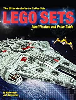 Book Cover: The Ultimate Guide to Collectible LEGO Sets: Identification and Price Guide