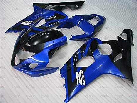 Fairing for GSXR750 2004-2005 K4 Fairings GSXR 600 05 White Black Body Kits for GSXR750 05