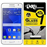 Roxel Samsung Galaxy Core Prime SM-G360 360° Flexiable Tempered Glass with Unbreakable Impossible Film Glass [ Better Than Tempered Glass ] Screen Protector for Samsung Galaxy Core Prime SM-G360